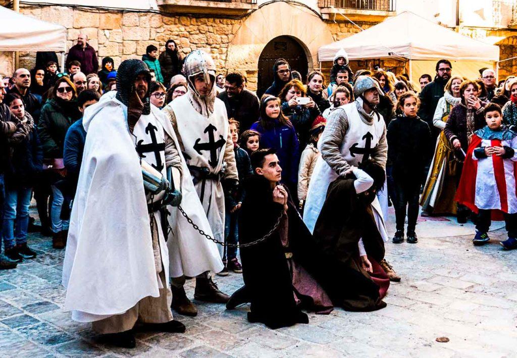 Concesión de Carta Puebla en Belmonte de San José