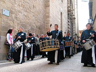 Semana Santa en Valdealgorfa